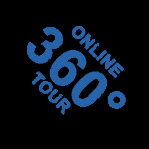 360 Grad virtuelle Immobilienbesichtigung