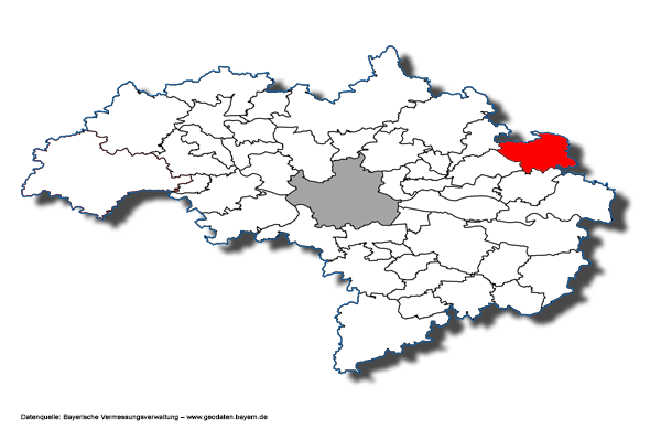 Brennberg im Landkreis Regensburg