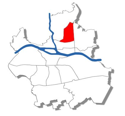 Konradsiedlung und Wutzlhofen im Regensburger Stadtnorden
