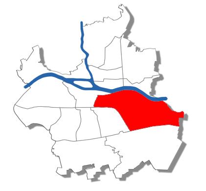 Ostenviertel in Regensburg als Immobilienstandort