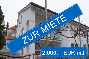 Haus in Regensburg zu vermieten