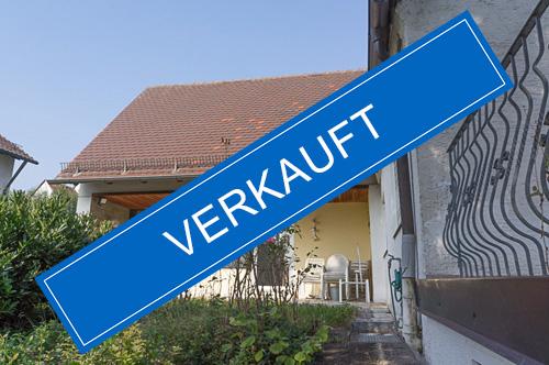 Einfamilienhaus im Regensburger Stadtnorden / Konradsiedlung verkauft