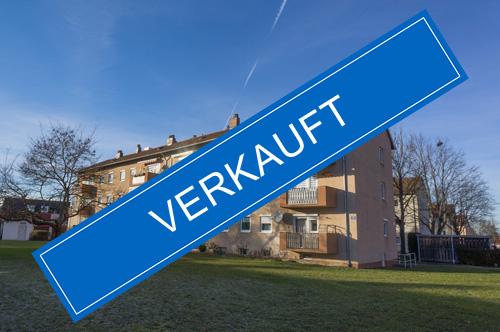 3-Zimmer-Wohnung im Regensburger Stadtsüden / Kasernenviertel verkauft