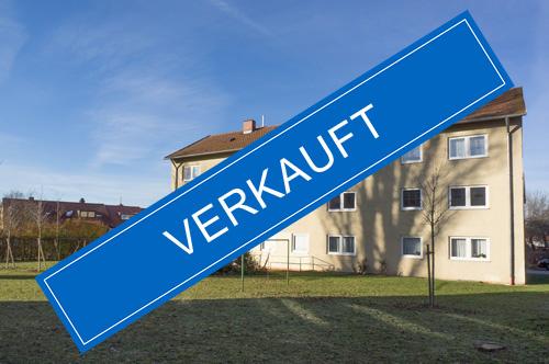 1-Zimmer-Wohnung im Regensburger Stadtsüden / Kasernenviertel verkauft
