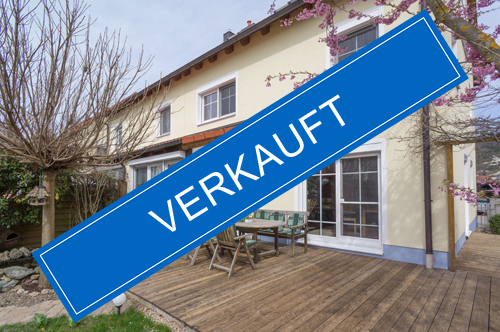 Doppelhaushälfte in Donaustauf verkauft