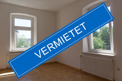 Wohnung am Rande der Regensburger Altstadt vermietet