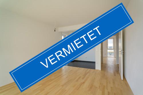 2-Zimmer-Wohnung in Regensburg Nord, Brandlberg vermietet